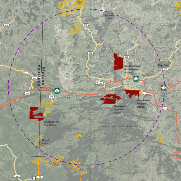 Map of Project